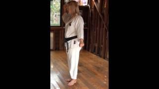 Matsubayashi Ryu Pinan Godan - Teaching Tips