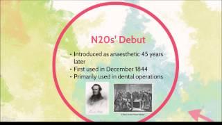Nitrous Oxide - Video Presentation