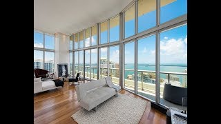 Icon Brickell 41st Floor Condo with 16 Foot Ceilings