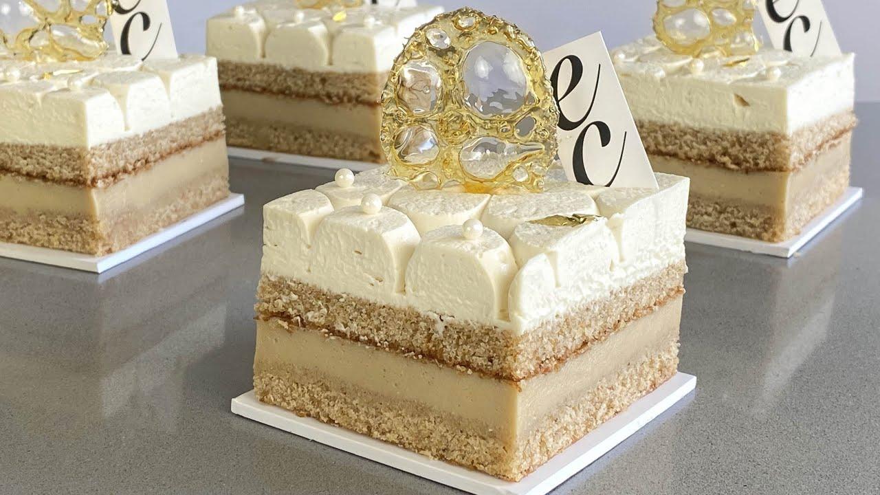 Tarta de Miel /  Honey Cake