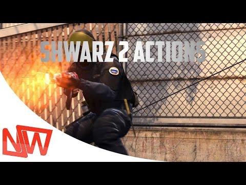 CS:GO - Shwarz 2 Actions