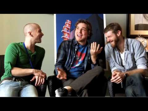 Lou Taylor Pucci, Trevor Morgan and Jon Foster talk BROTHERHOOD