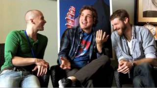 lou taylor pucci trevor morgan and jon foster talk brotherhood