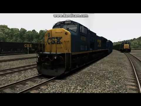 Train Simulator 2014 CSX SD80MAC |