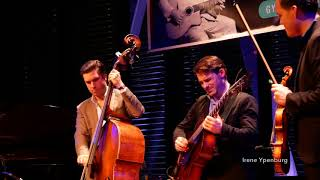 Irene's GJ Adventures 420: What a Difference A Day Made - Christiaan v Hemert Quartet