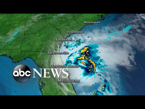 Carolinas brace for Tropical Storm Isaias l GMA