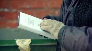 Люди стали выбрасывать книги...