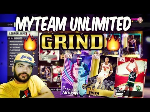 BACK IN MYTEAM UNLIMITED! GODSQUAD TAKING OVER in NBA 2K19 - IF I LOSE SUBS PICK MY LINEUP!