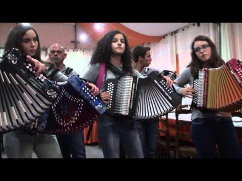 Concertinistas deram música na Baixa de Coimbra | Sons e Tradições do Alva (2)