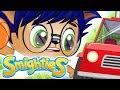 Smighties - Bad Monster truck Grabs Smighties New Episode | Funny Cartoon Video | Cartoons for Kids