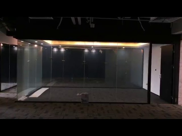 Pelicula inteligente en sala de juntas