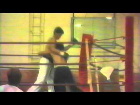 Toughman Kickboxing Super Fights Full Contact Karate 1987 Kevin Hudson