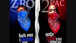 Tupac Ft Z-ro Pain.wmv