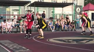 Элитная лига. Владивосток. 1 тур   Streetbasket Championship Vladivostok