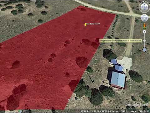 Improved 2.26 Ac Lot in Navajo Ranches Resorts, Walsenburg, CO