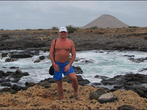 230 Кабо Верде 2017 пещера Буракона Cabo Verde Buracona рыбалка серфинг fishing surfing Кайтбординг