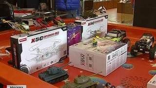 Игрушки вне закона: обнаружен магазин, где товары для детей продавались без документов