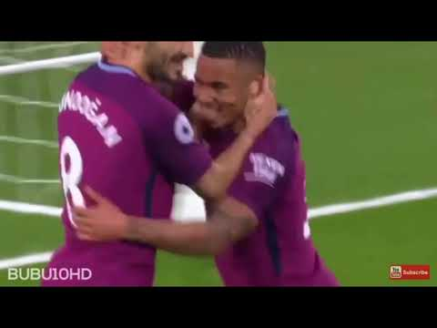 All Highlights|| Spurs-Man City | 14/04/18 |