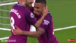All Highlights|| Spurs-Man City | 14/04/18 |
