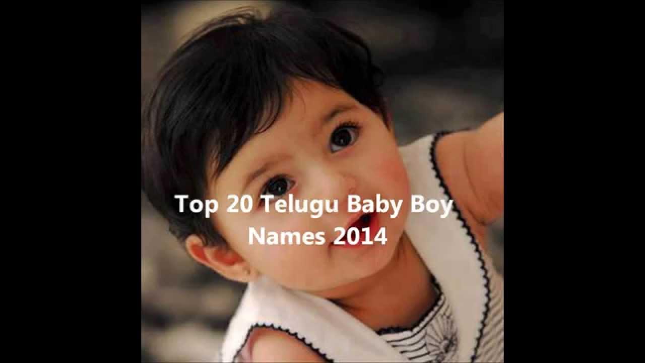 Top 20 Telugu Baby Boy Names 2015 Sweet And Cute Telugu Boy Names