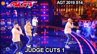 Download Lagu Berywam Beatboxing Group DID THEY IMPRESS THEM? | America's Got Talent 2019 Judge Cuts mp3