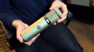 Telefunken U47 Valve Microphone Overview