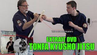 EXTRAITS DVD TONFA KYUSHO JITSU