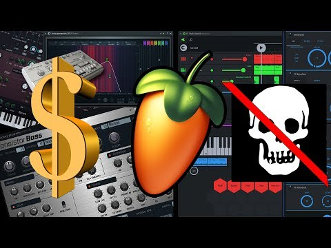 FL STUDIO ORIGINAL VS FL STUDIO CRACKEADO - ¿Existen Diferencias?