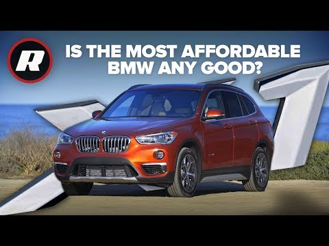 2018 BMW X1: Small, mighty, affordable | Review