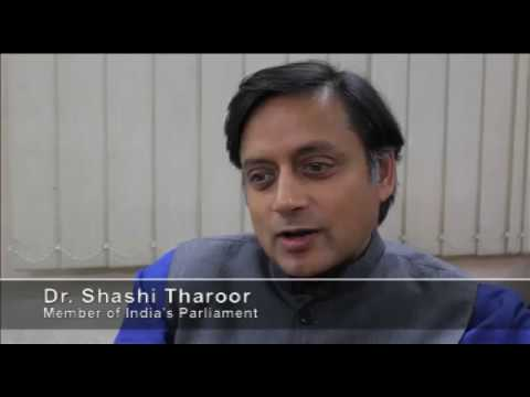 Shashi Tharoor  on Nordic Model About India and Denmark