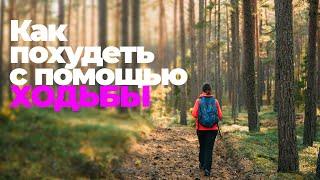 Как прогулки пешком помогут похудеть / Фитнес прогулка