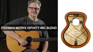 New Gear: Fishman Matrix Infinity Mic Blend