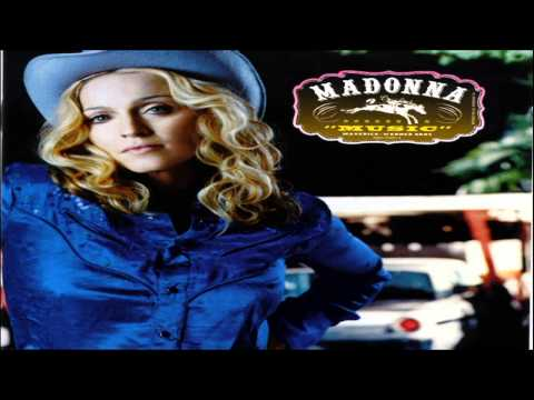 Madonna - Don't Tell Me + Lyrics