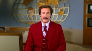 anchorman 2 a special thanksgiving message from ron burgundy
