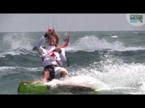 2016 IKA Kiteboarding World Championships Round 3 - Day 5