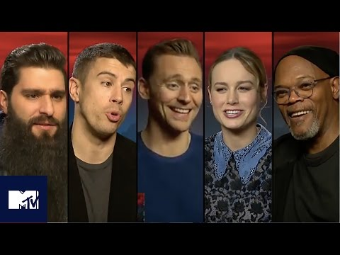 Kong: Skull Island Cast Reveal Funniest Moments Behind The Scenes | MTV