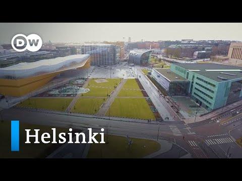 Zukunftsweisende Architektur in Helsinki | Euromaxx