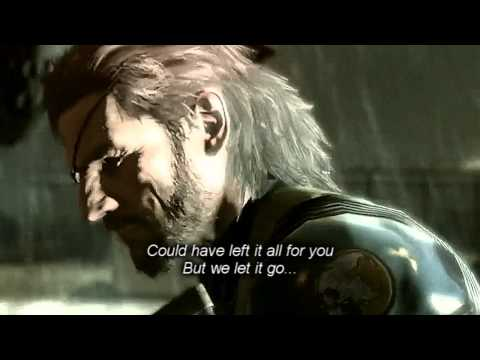 28 Years of Metal Gear  - Quiet's Theme/ Sins of the Father - Lyrics