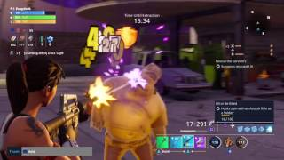 Fortnite - Blast Powder / Duct Tape Crafting