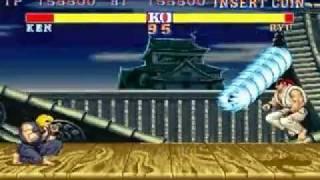 Street Fighter II - Champion Edition (Kouryu) thumbnail