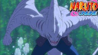 Обзор Кисаме акулы в наруто онлайн
