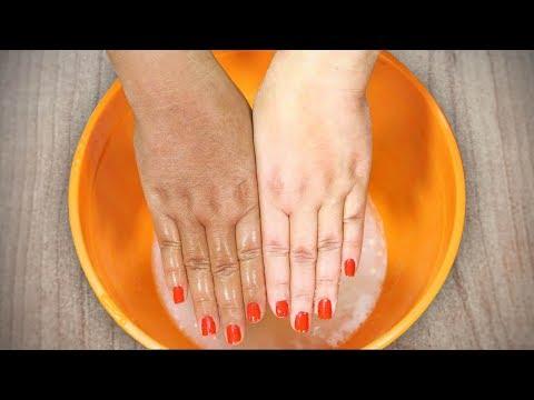 Cara Memutihkan Kulit Tangan dengan cepat, terampil dan alami