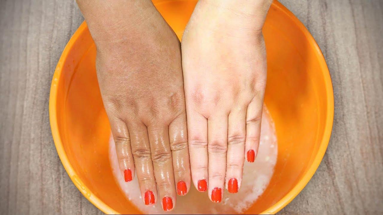 6 Cara Memutihkan Kulit Tangan dengan Cepat dan Mudah Secara Alami