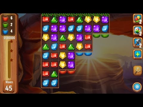 Gems or jewels ? Android Gameplay