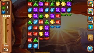 Gems or jewels ? Android Gameplay screenshot 1