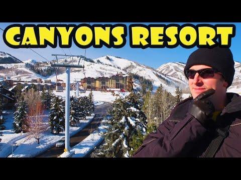 Park City Canyons Resort Village