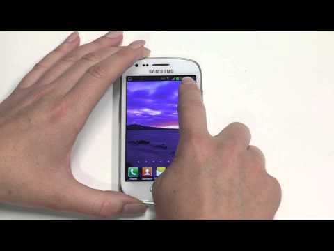 Getting started with your Samsung Galaxy S III mini