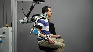 ANYexo: A Versatile and Dynamic Upper-Limb Rehabilitation Robot