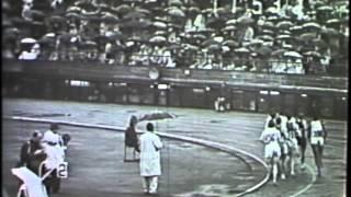 Legendary Bob Schul- Last 3 laps in 1964 Tokyo Olympic 5km Final