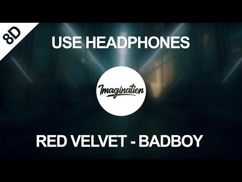 Red Velvet 레드벨벳 - Bad Boy (Justin De Guzman Remix) (8D AUDIO)